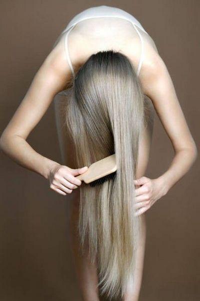 dầu oliu làm đẹp - tóc đẹp